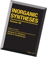 Inorganic Syntheses (Volume 36)