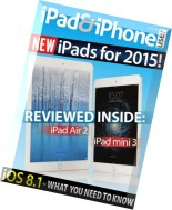 iPad & iPhone User Issue 89, 2014