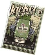 Jacker Magazine Issue 6