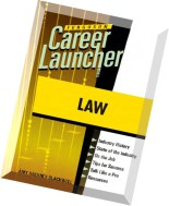 Law (Ferguson Career Launcher) by Amy Hackney
