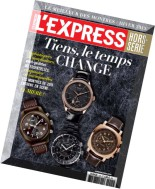 L'Express Hors-Serie Montres N 15 - Hiver 2014
