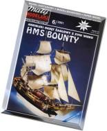 Maly Modelarz (2001-06) - Okret zaglowy HMS Bounty