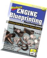 Modern Engine Blueprinting Techniques A Practical Guide to Precision Engine Blueprinting