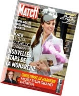 Paris Match - 23 Octobre 2014