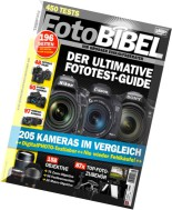 DigitalPHOTO Sonderheft FotoBIBEL 2015
