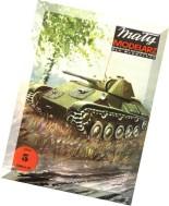 Maly Modelarz (1979-05) - Lekki czolg T-70
