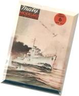 Maly Modelarz (1983-06) - Niszczyciel eskortowy ORP Slazak