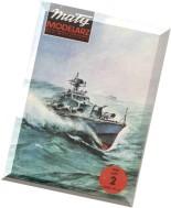 Maly Modelarz (1985-02) - Kuter torpedowy typu Szerszen