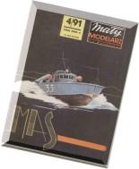 Maly Modelarz (1991-04) - Kuter torpedowy MAS