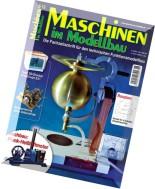 Maschinen im Modellbau Magazin N 06, 2013