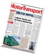 Motor Transport - 27 October 2014