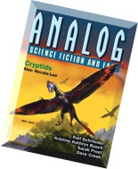 Analog Science Fiction and Fact – May 2014