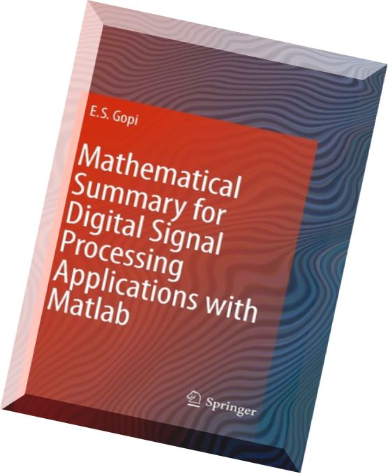 Download Mathematical Summary for Digital Signal Processing