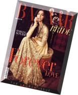 Harper's Bazaar Bride - March 2014