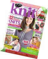 Let's Knit - November 2014