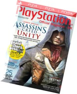 Official PlayStation Magazine UK - December 2014