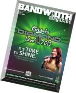 Bandwidth Street Press - Issue 48, July 2013