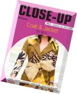 Close-Up Coat & Jacket Women - Spring-Summer 2015