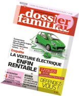 Dossier Familial N 477 - Octobre 2014