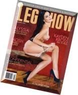 LEG SHOW - September 2011