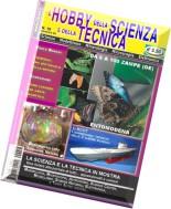 L'HOBBY DELLA SCIENZA E DELLA TECNICA - Dicembre 2009