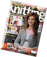 Simply Knitting 2008-11