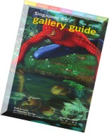Singapore Art Gallery Guide - November 2014