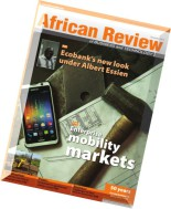 African Review - November 2014