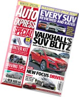 Auto Express N 1343 - 29 October 2014