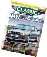 Classic & Sports Car N 26 - Novembre 2014