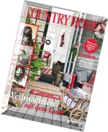 Country Homes Germany - November-Dezember N 06, 2014