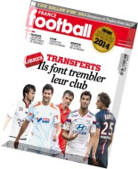 France Football N 3576 - Du Mardi 28 Octobre 2014