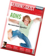 Gehirn und Geist Magazin N 09, 2012