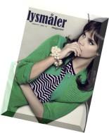 Lysmaler N 1 - July 2014