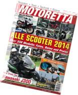 Motoretta - Februar-Marz 2014
