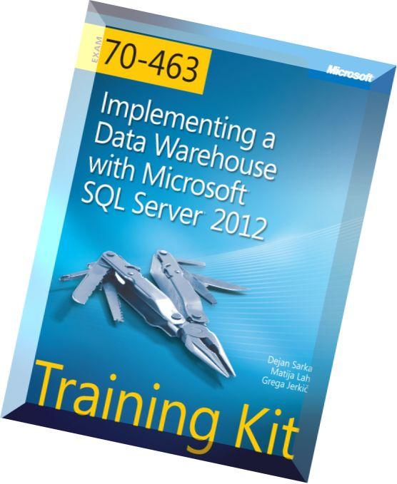 training kit exam 70 466 pdf download