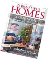 25 Beautiful Homes - December 2014