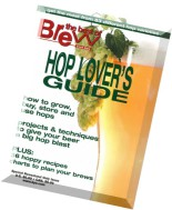 Brew Your Own - Hop Lover's Guide - 2008