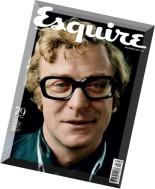 Esquire Spain - Noviembre 2014