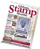 Gibbons Stamp Monthly 2014. 11