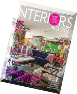 GLAM Interiors + Design N 01, October 2014