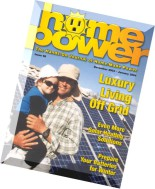 Home Power Magazine - Issue 098 - 2003-12-2004-01