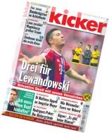 Kicker Magazin N 89, 30 Oktober 2014