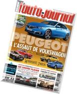 l'Auto Journal N 919 - 30 Octobre au 12 Novembre 2014