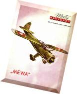 Maly Modelarz (1960-09) - Samolot wywiadowczo-towarzyszacy LWS-3 Mewa