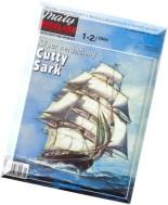 Maly Modelarz (2004-01-02) - Kliper herbaciany Cutty Sark