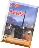 Model Kartonowy - Fly Model 070 - USAF C-130 Hercules
