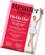 Reader's Digest USA - December 2014 - January 2015