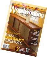 Canadian Woodworking & Home Improvement Issue 85, August-September 2013