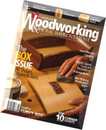 Canadian Woodworking & Home Improvement Issue 92, October-November 2014
